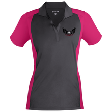 COA Sport-Tek Ladies' Colorblock Sport-Wick Polo