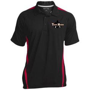 Trade Maker Sport-Tek Men's Colorblock Polo