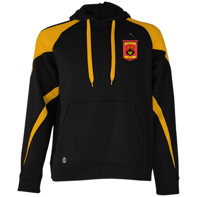 Clan Holloway Colorblock Hoodie