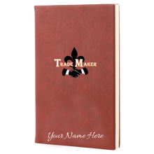 Trade Maker Personalized Journal Style 2