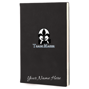 Trade Maker Personalized Journal
