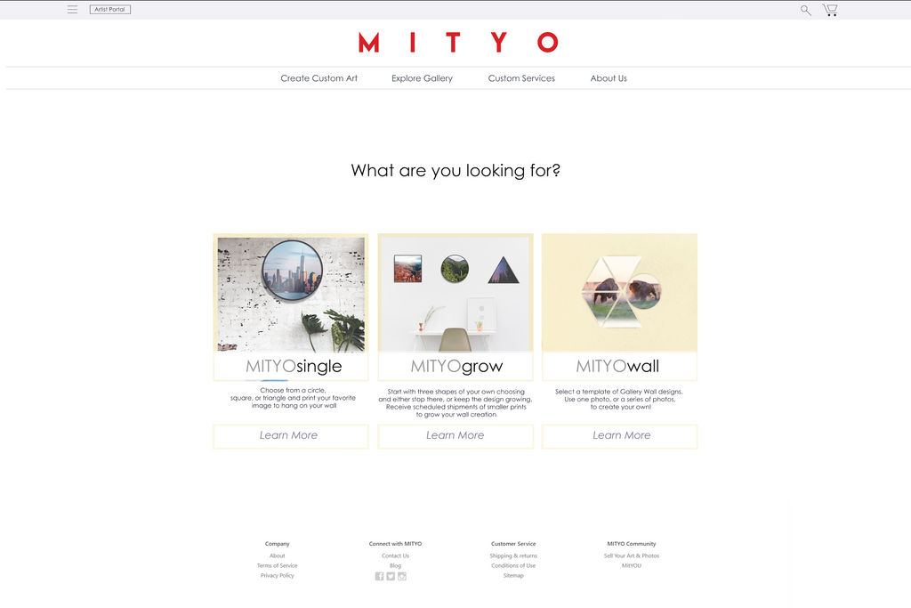 MITYO Web/Software Development Internship July 16th