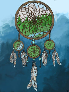 Dream Catcher By Brooke Beneke