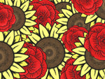 Sunflowers and Roses By Brooke Beneke