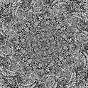 Mandala by Brooke Beneke