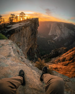 Yosemite National Park Photography on ABS by Jordan Pulmano