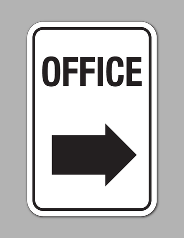 Office Right Arrow - Traffic