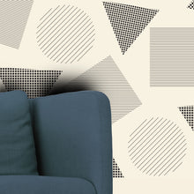 Load image into Gallery viewer, Wall Covering - The Geometric