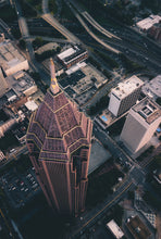 Load image into Gallery viewer, Atlanta Skyline Photography on ABS