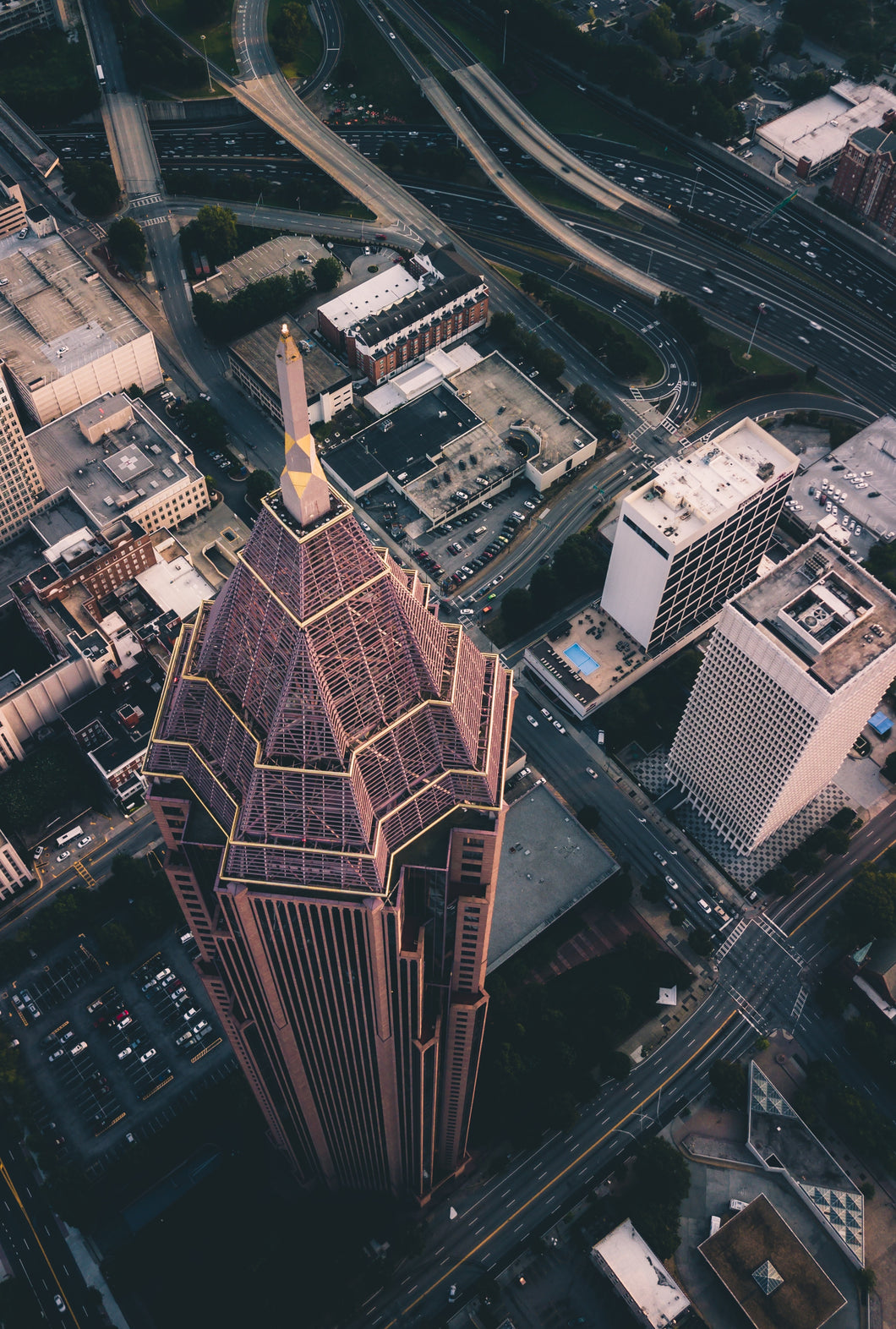 Atlanta Skyline Photography on ABS
