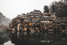 Load image into Gallery viewer, Chinese River Village Photography on ABS
