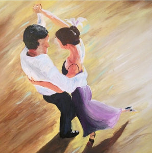 Dance with Me by Chelsea Curran