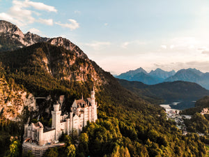 Neuschwanstein Castle Germany Photography on ABS by Jairph