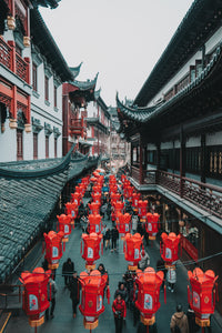 Chinese New Year Photography on ABS