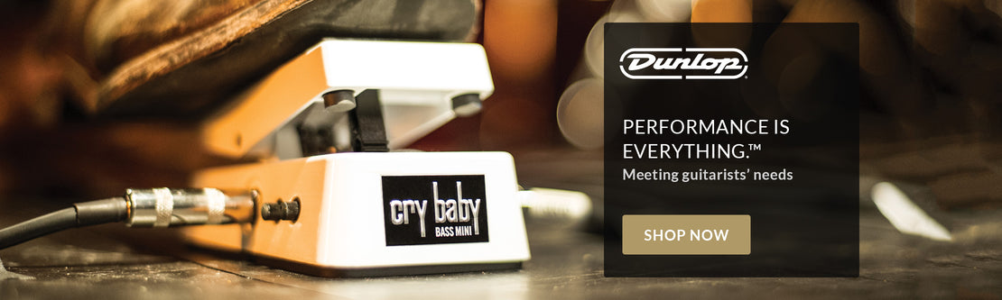 Jim Dunlop Cry Baby Pedal