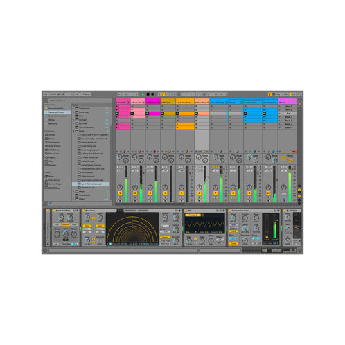 Ableton Live 10 Intro Edition (Boxed)