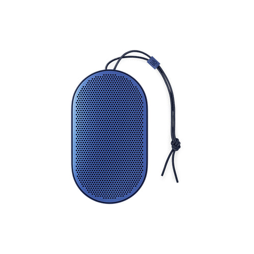 B&O Beoplay P2 Bluetooth Speaker, Royal Blue
