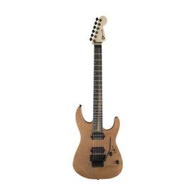 Charvel Pro Mod Dinky 24 HH Floyd Rose Electric Guitar, Ebony FB, Natural