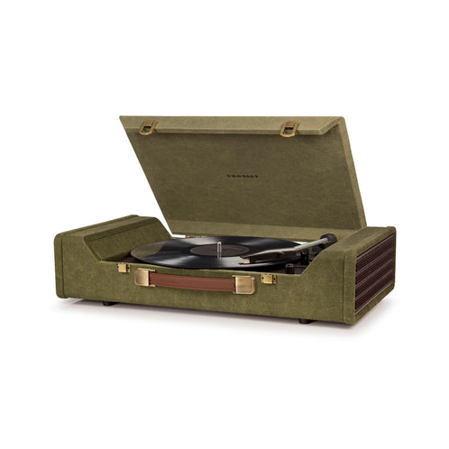 Crosley Nomad USB Turntable, Green