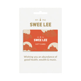 Swee Lee Digital Gift Card, CNY Special Edition (2021)