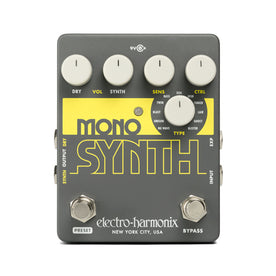 Electro-Harmonix Mono Synth Guitar Effects Pedal