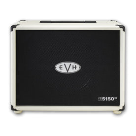 EVH 5150 112ST 1x12 Guitar Extension Cabinet, Ivory