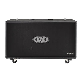 EVH 5150III 2x12 Extention Guitar Cabinet, Black