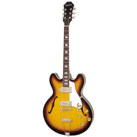 Epiphone Elitist 1965 Casino Outfit Electric Guitar, Vintage Sunburst