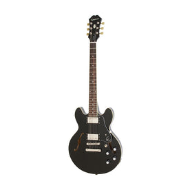 Epiphone ES-339 Pro Hollowbody Electric Guitar, Ebony