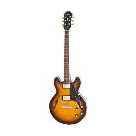 Epiphone ES-339 Pro Hollowbody Electric Guitar, Vintage Sunburst