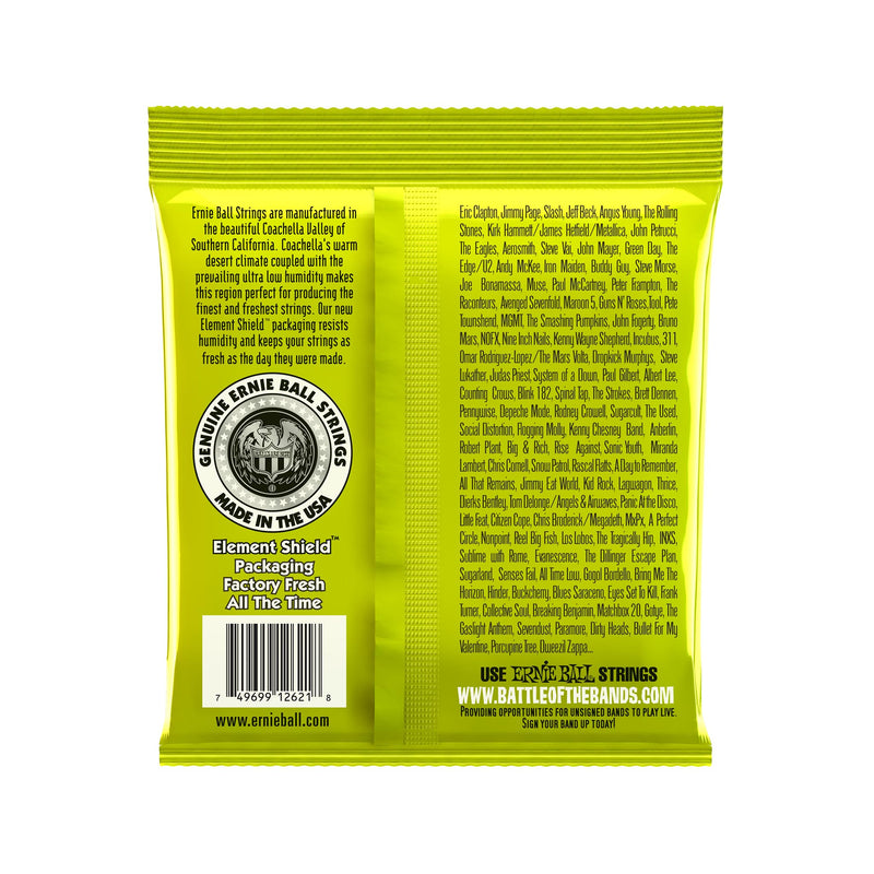 Ernie Ball Regular Slinky 7-String Nickel Wound Electric Guitar Strings, 10-56