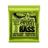 Ernie Ball Regular Slinky Nickel Wound Electric Bass Strings, 50-105