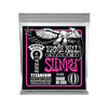 Ernie Ball Super Slinky Titanium RPS Coated Electric Guitar Strings, 9-42