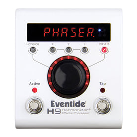 Eventide H9 Harmonizer Multi-Effects Pedal, EUR Plug
