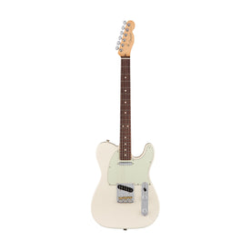 Fender American Professional Telecaster Electric Guitar, RW FB, Olympic White