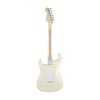 Fender Artist Eric Clapton Stratocaster Guitar, Maple Neck, Olympic White