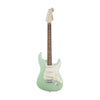 Fender Artist Jeff Beck Stratocaster Guitar, RW Neck, Surf Green, w/Case