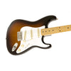 Fender Classic Series 50s Stratocaster Guitar, Maple Neck, 2-Tone Sunburst