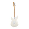 Fender Artist Ritchie Blackmore Stratocaster Guitar, Scalloped Rosewood Neck, Olympic White