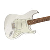 Fender Player Stratocaster Electric Guitar, Pau Ferro FB, Polar White
