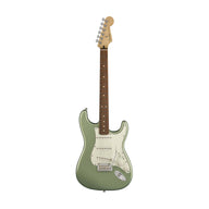 Fender Player Stratocaster Electric Guitar, Pau Ferro FB, Sage Green
