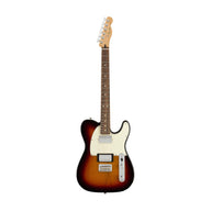 Fender Player HH Telecaster Electric Guitar, Pau Ferro FB, 3-Tone Sunburst