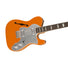 Fender Ltd Ed Parallel Universe Telecaster Thinline Super Deluxe Electric Guitar, RW FB, Orange