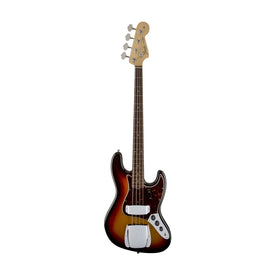 Fender American Vintage 64 Jazz Bass Guitar, RW Neck, 3-Tone Sunburst