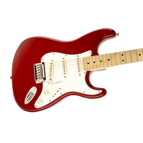Squier Standard Stratocaster Electric Guitar, Maple FB