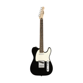 Squier Bullet Telecaster Electric Guitar, Laurel FB, Black