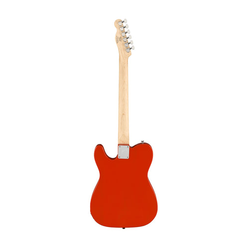 Squier Affinity Telecaster Electric Guitar, Laurel FB, Race Red