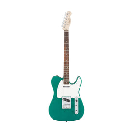 Squier Affinity Telecaster Electric Guitar, Laurel FB, Race Green
