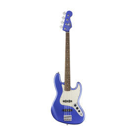 Squier Contemporary Jazz Bass Guitar, Laurel FB, Ocean Blue