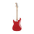 Squier Bullet Stratocaster Hardtail Electric Guitar, Laurel FB, Fiesta Red
